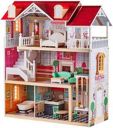 Nettoyer une maison de poupée