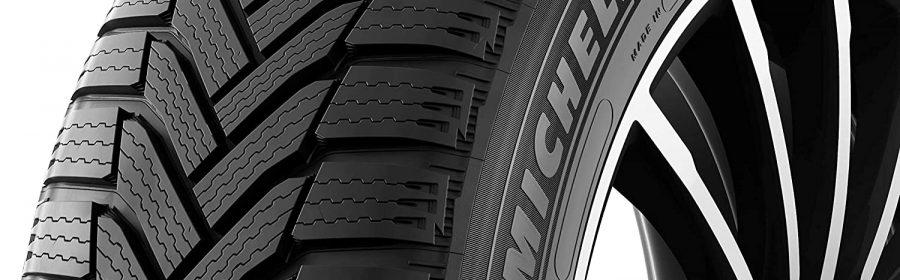 Pneu Hiver pas cher Michelin Alpin 6
